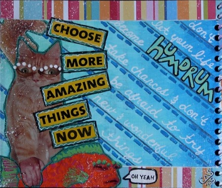 Junk Mail Journal - Choose