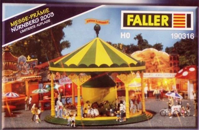 Faller FA 140344/Carrousel Super donde de vol