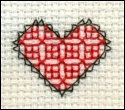 free heart patterns