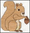 free squirrel pattern